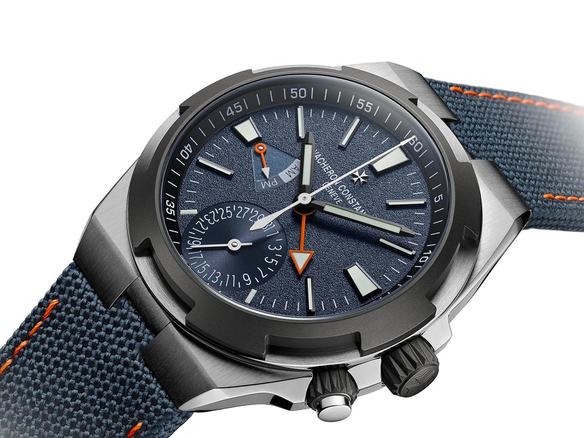 4 vacheron constantin overseas everest chronograph