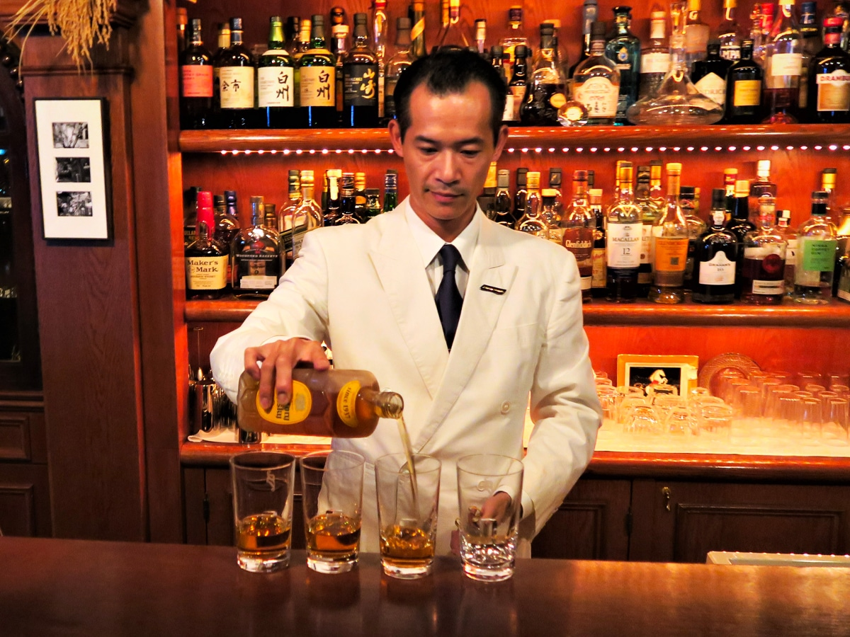4 whisky highball recipe