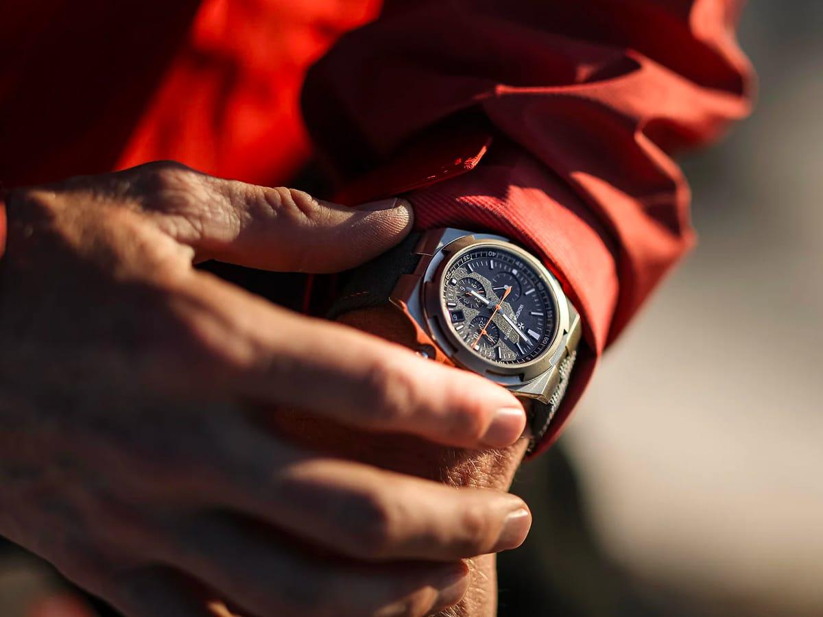 5 vacheron constantin overseas everest chronograph