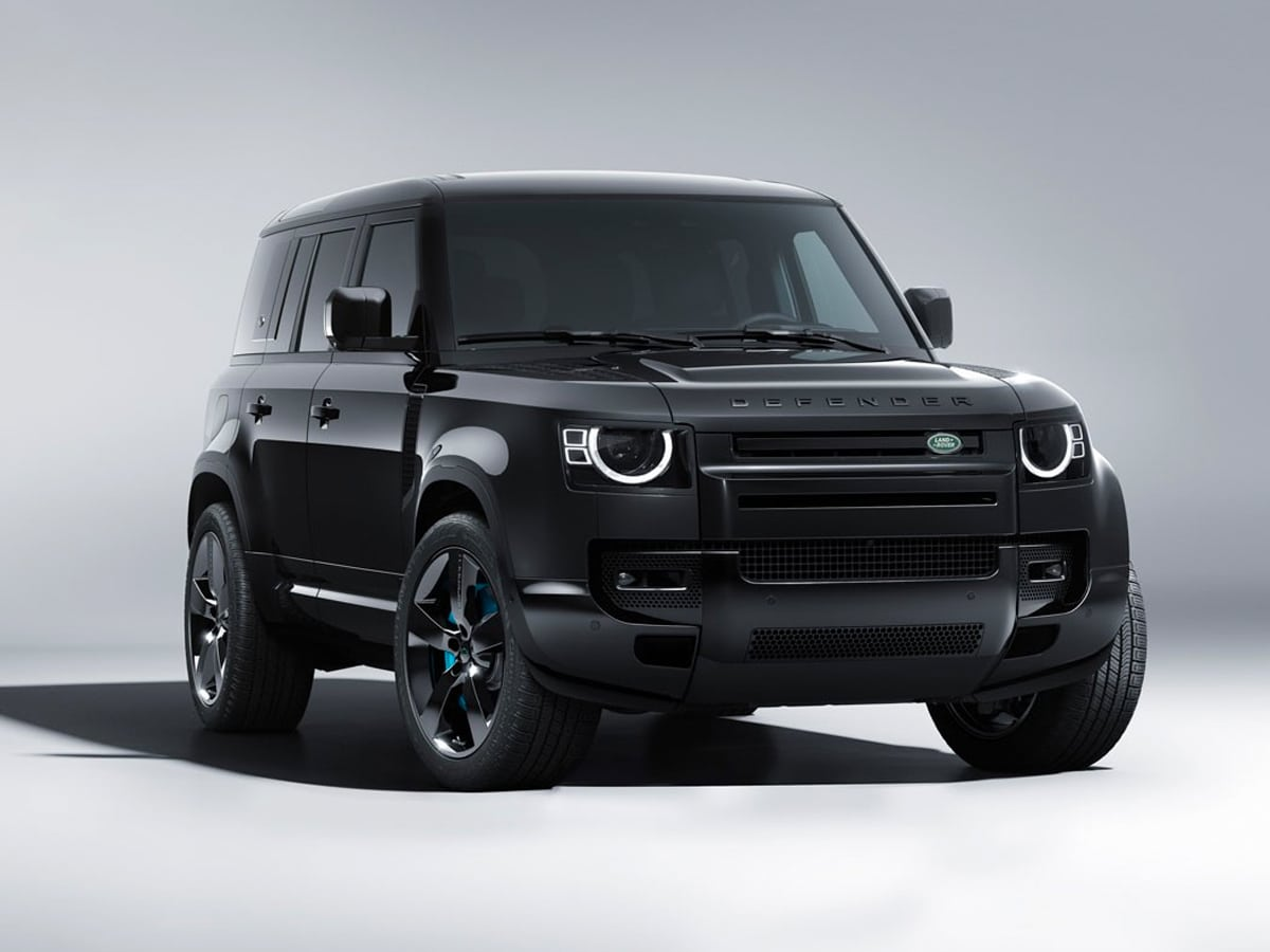 6 land rover no time to die defender