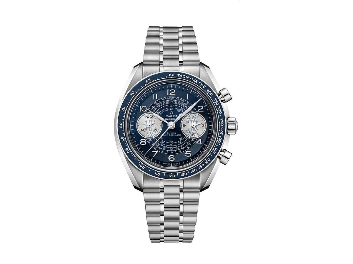 6 omega speedmaster chronoscope