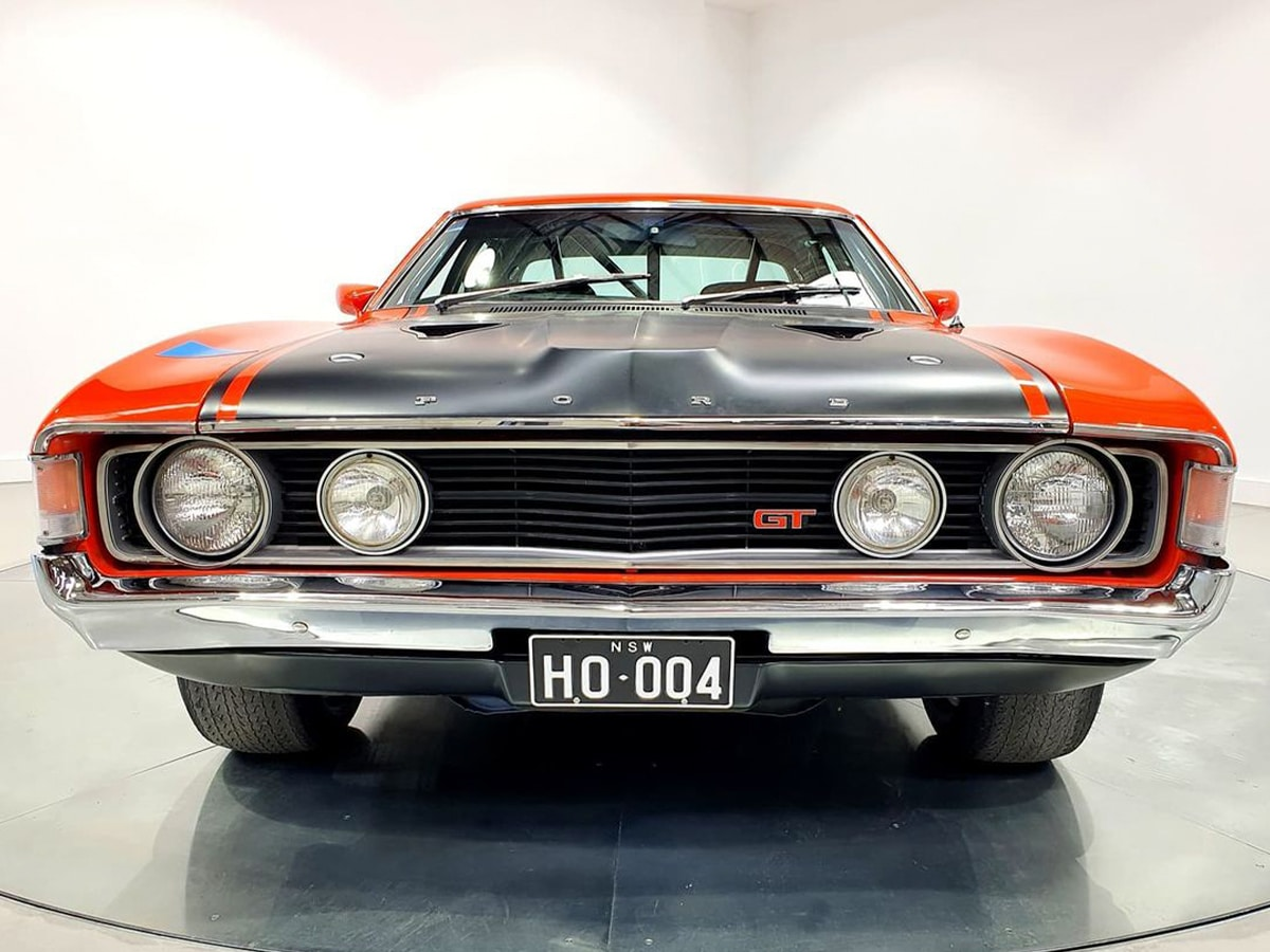 9 ford falcon gtho phase iv