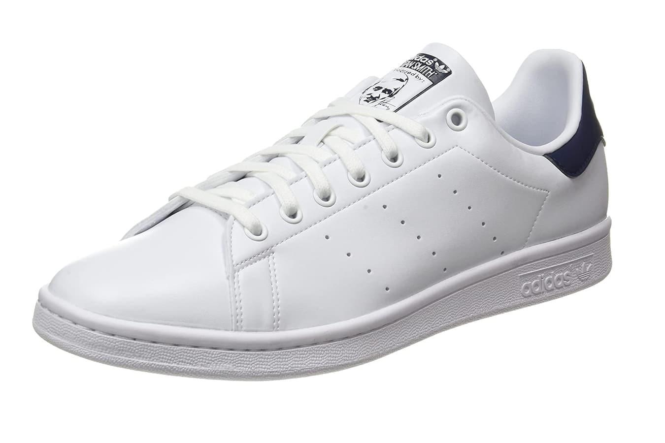 adidas mens stan smith low gym trainers