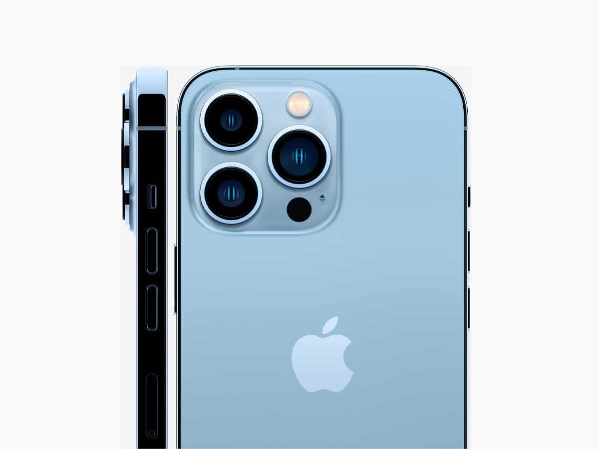 Apple 13 7