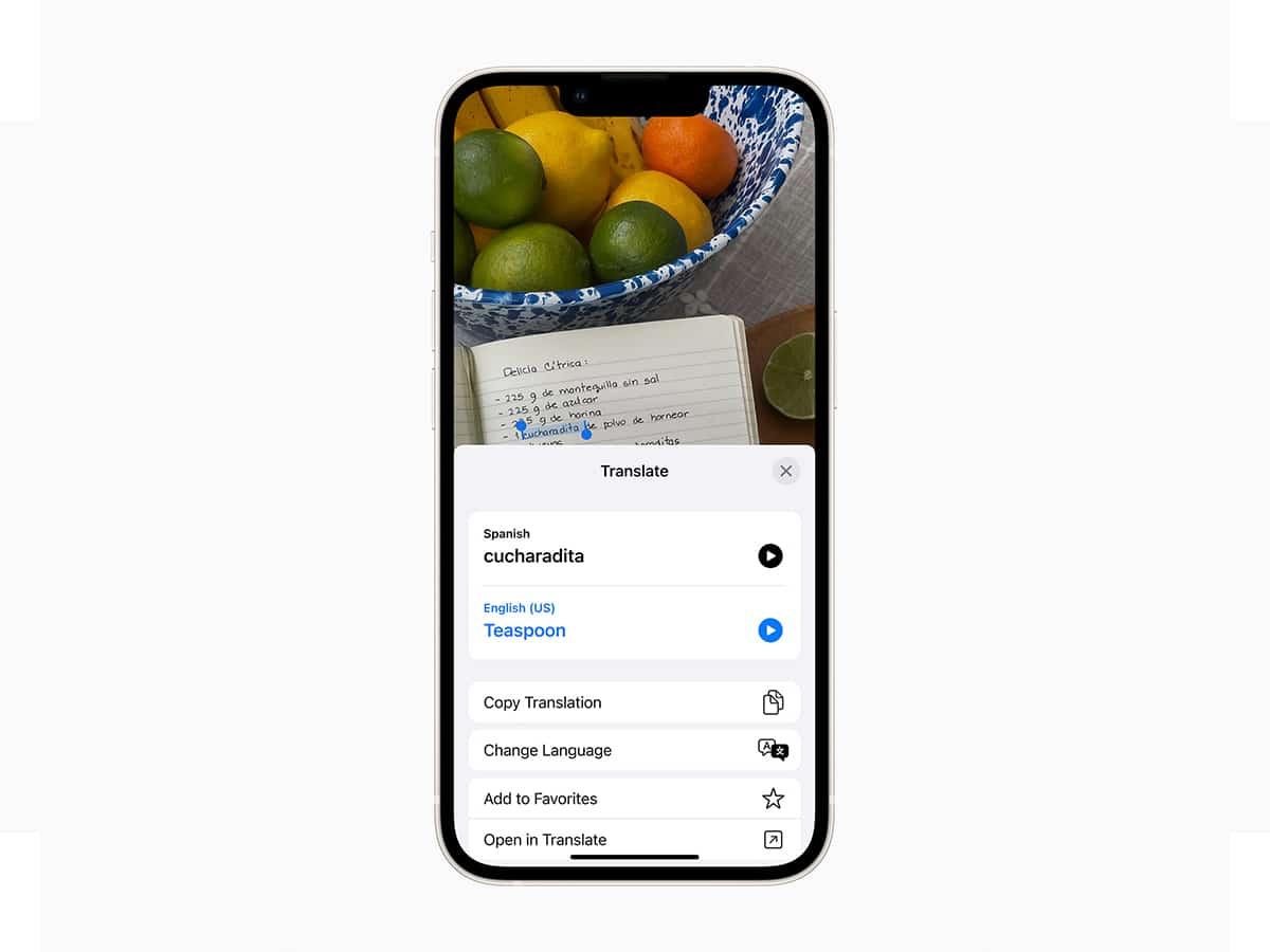 Apple ios 15 features 1
