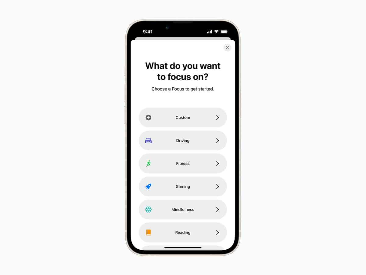 Apple ios 15 features 15