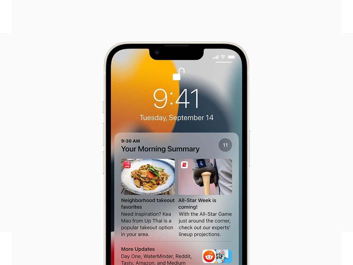 Apple ios 15 features 5