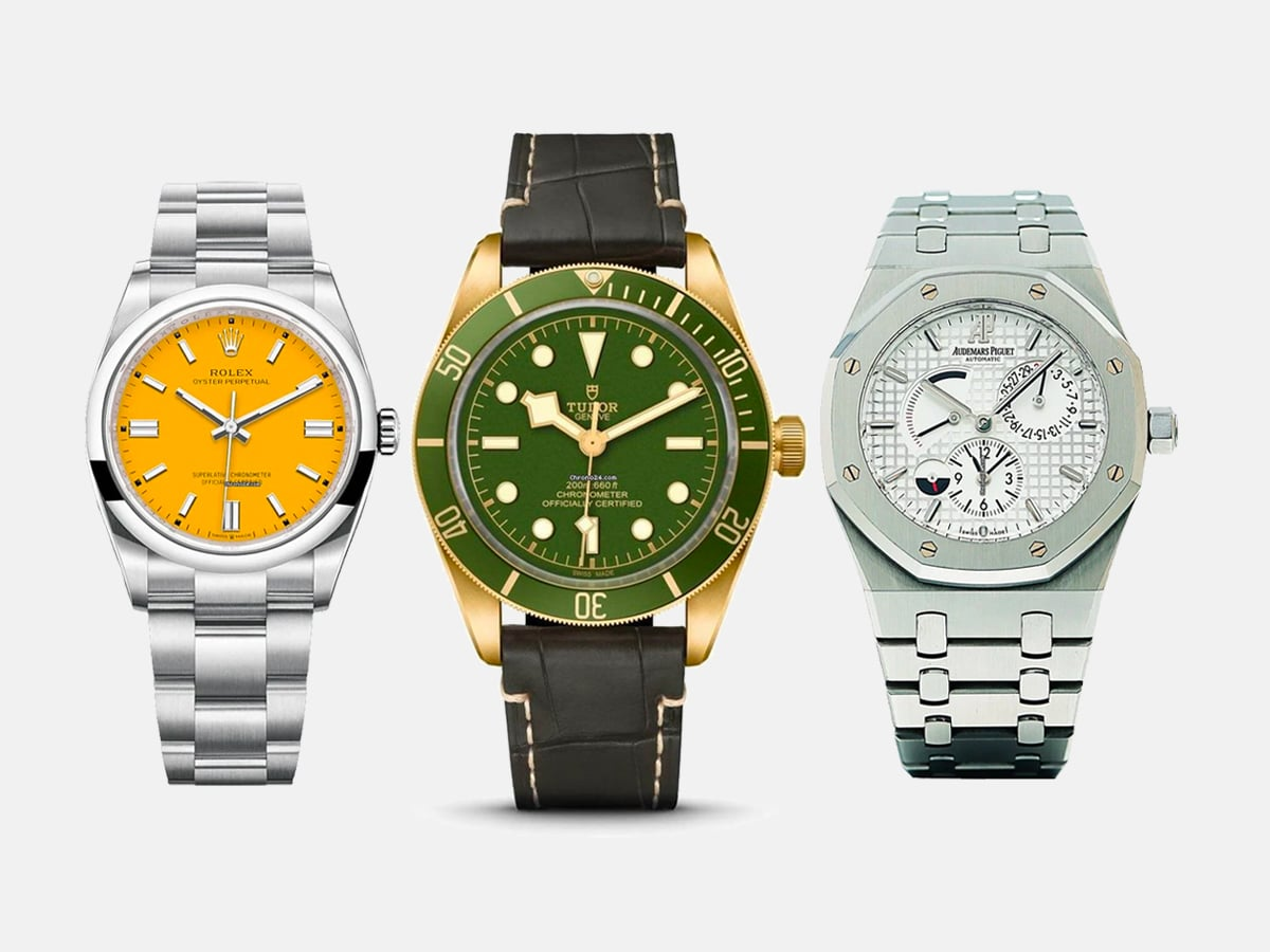 Best second hand luxury watches
