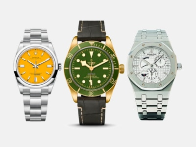 9 Second Hand Luxury Watches Trending Right Now
