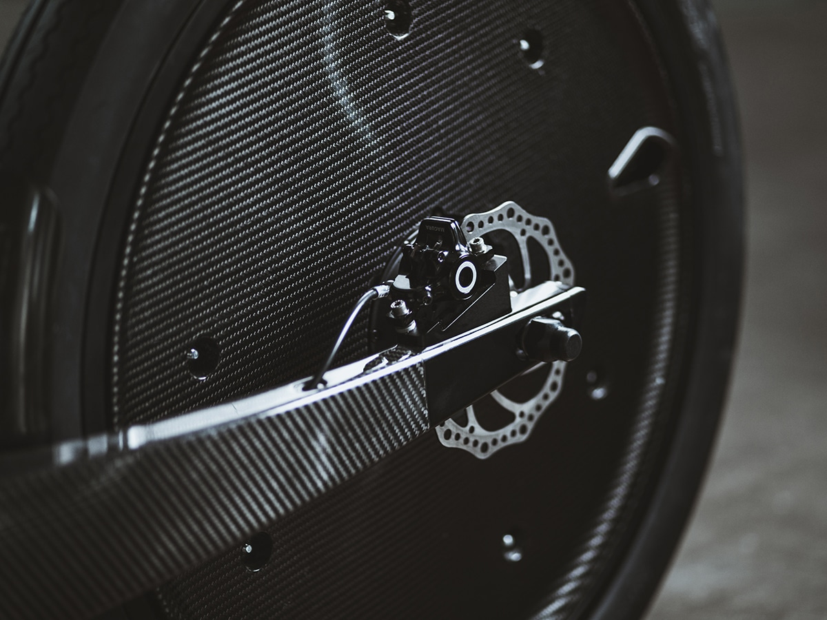 Crowncruiser wheel