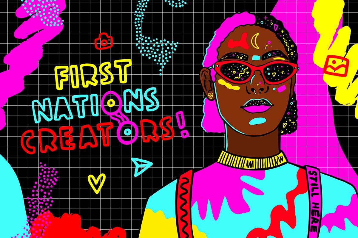 First nations creators