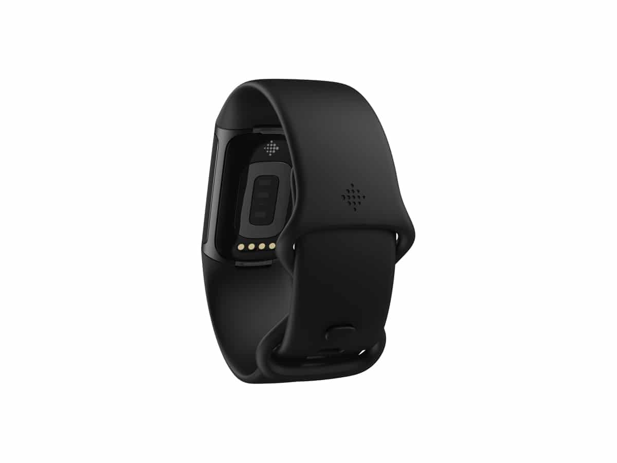 Fitbit charge 5 slight side