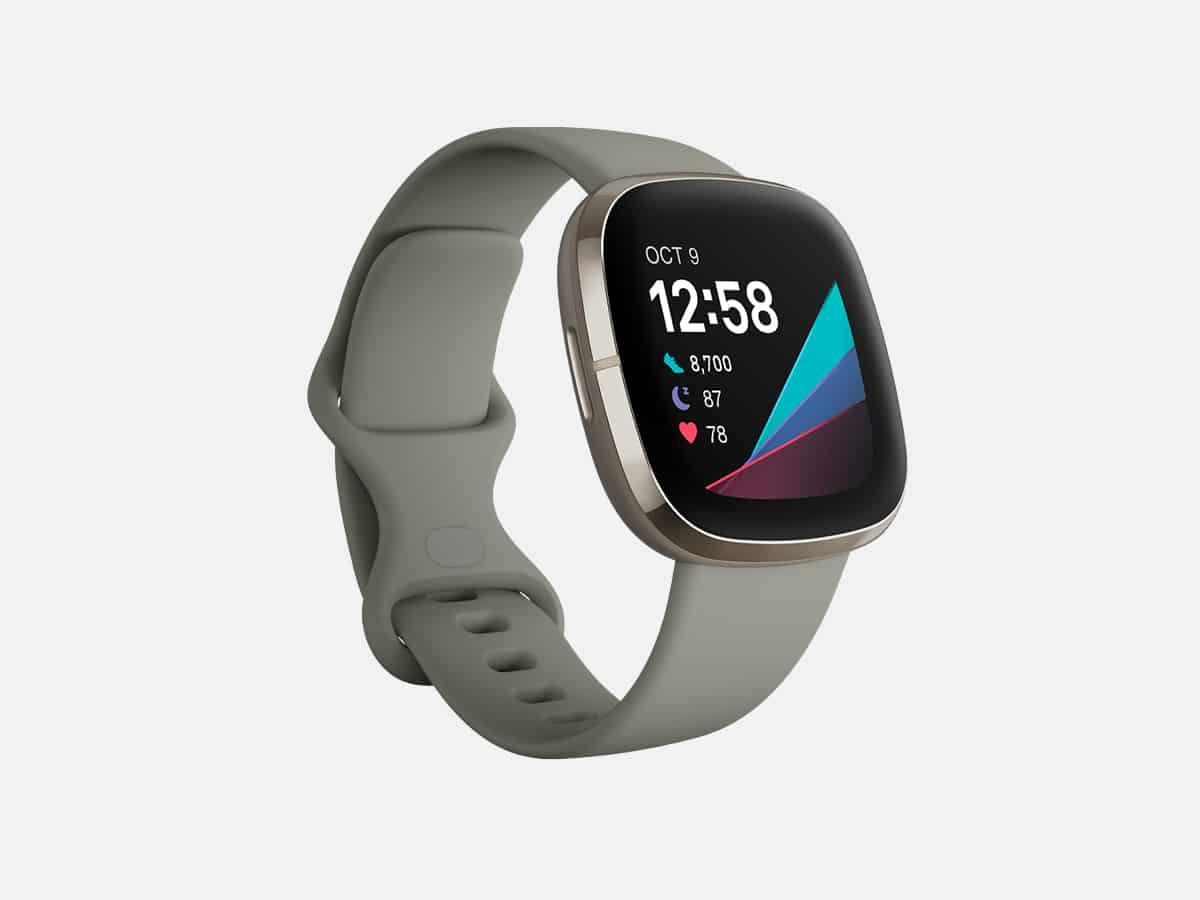 Fitbit sense review 1