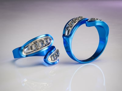 Rev Your Partners Engine With This Ford Fiesta Inspired Engagement Ring