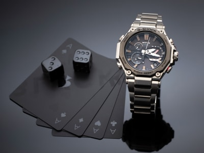 For Luxury & Leisure - the G-SHOCK MTG-B2000 Suits Every Occasion & Lifestyle