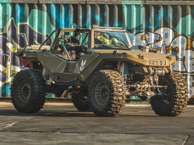 The Real-Life 'Halo' Warthog with 1,060-Horsepower