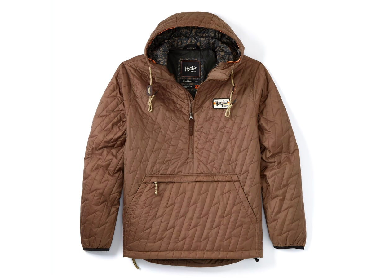Howler brothers voltage quilted pullover howler bros x huckberry