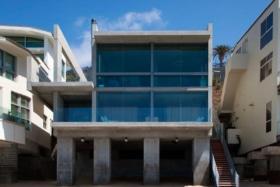 Kanye west malibu house