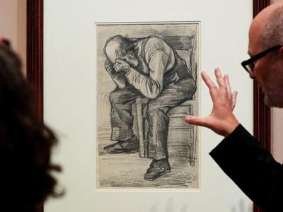 New Van Gogh Artwork Discovered in Amsterdam
