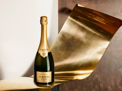 Krug Grande Cuvée 169th Blends 146 Wines from 11 Different Years