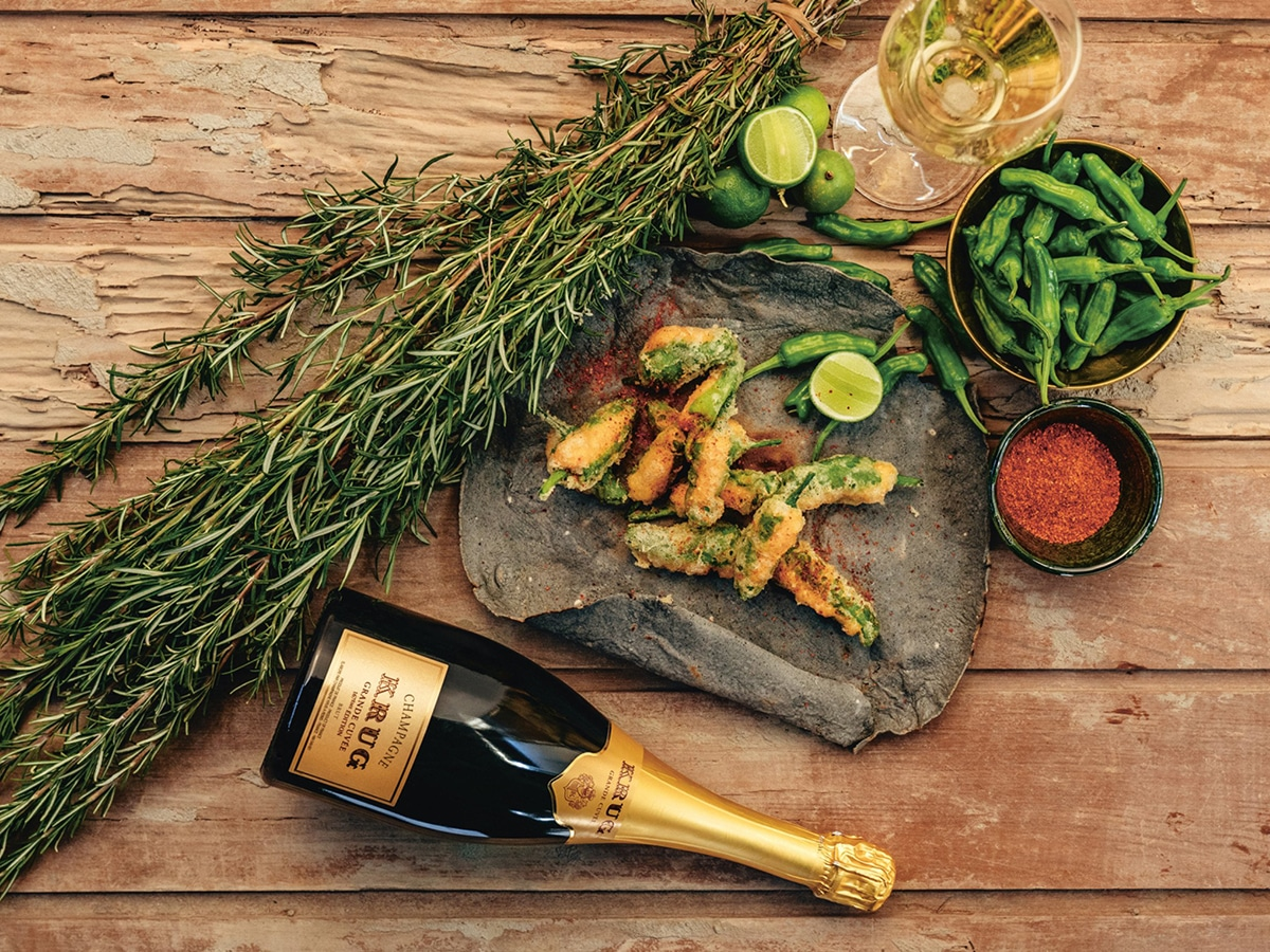 Krug grande cuvee 169th edition another lifestyle