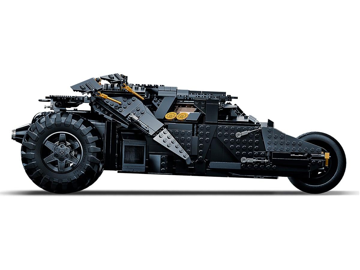 Lego dc batman batmobile tumbler 2