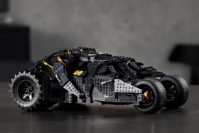 Lego dc batman batmobile tumbler 7