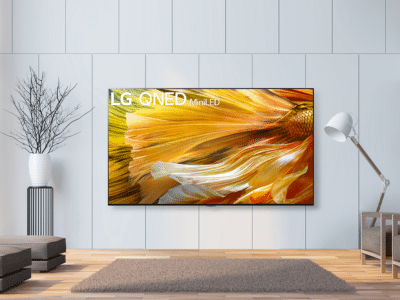 LG Launch QNED MiniLED TV Range Designed to Take Your Breath Away