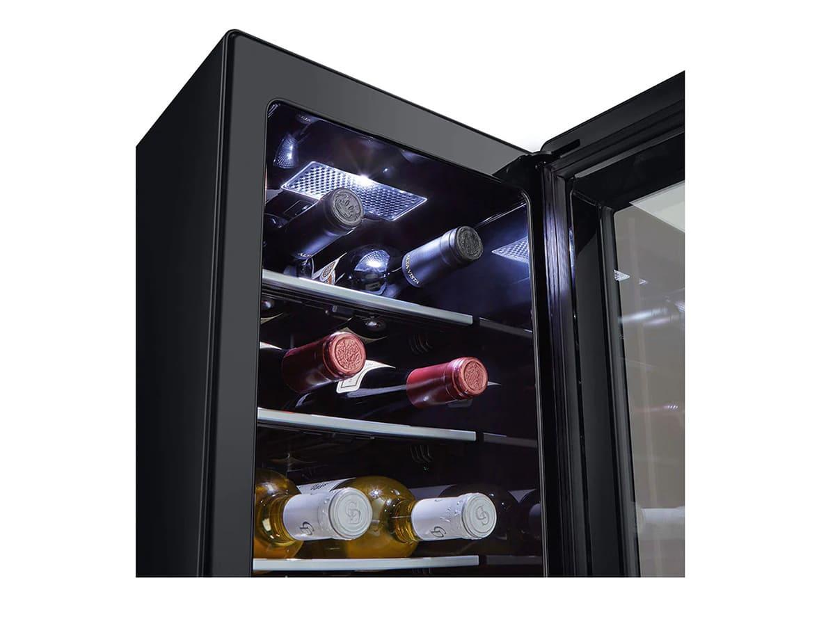 Lg 8 bottle mini wine fridge 2