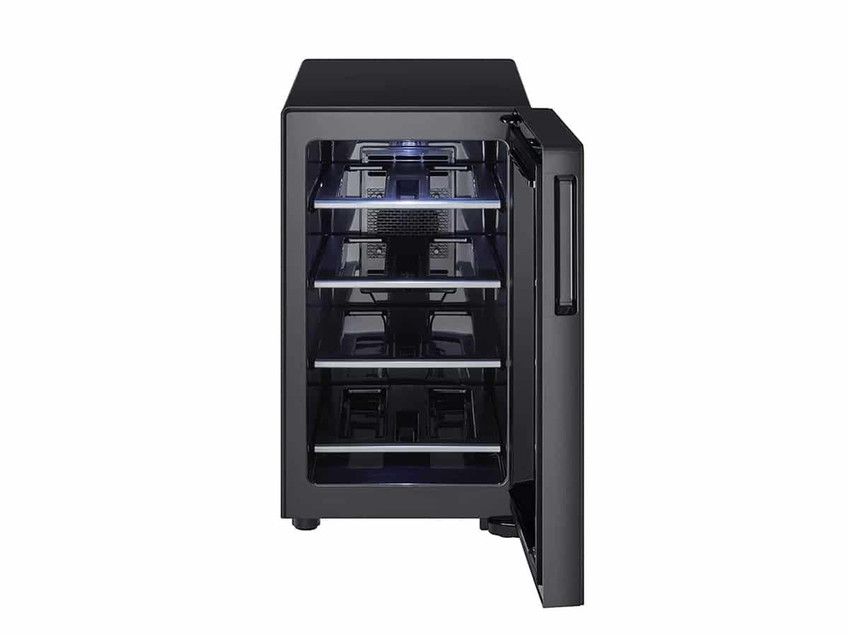 Lg 8 bottle mini wine fridge 3