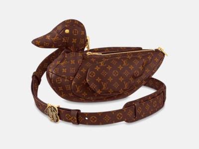 Louis Vuitton Preview NIGO 2 Collection with $6,200 Monogram Duck Bag