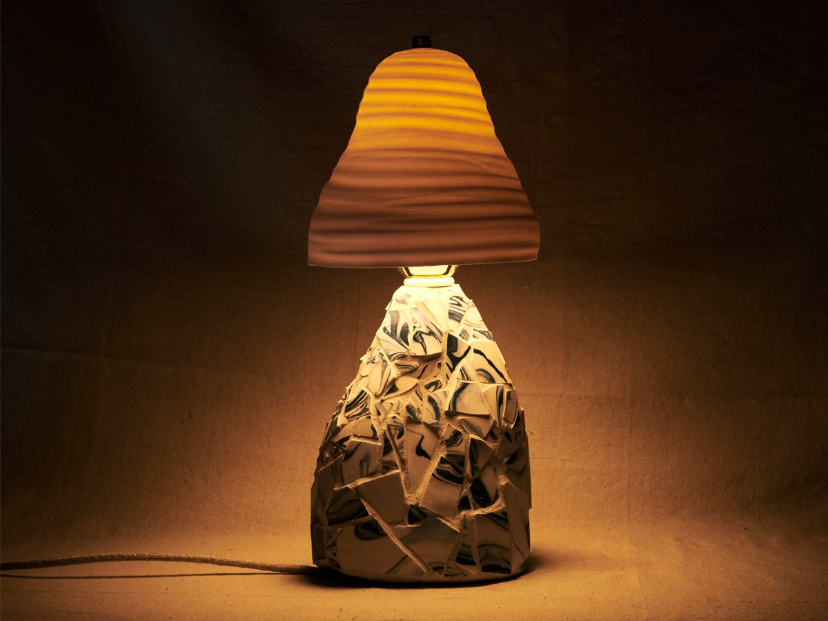 Milly dent lamp