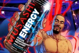 Musashi energy drink