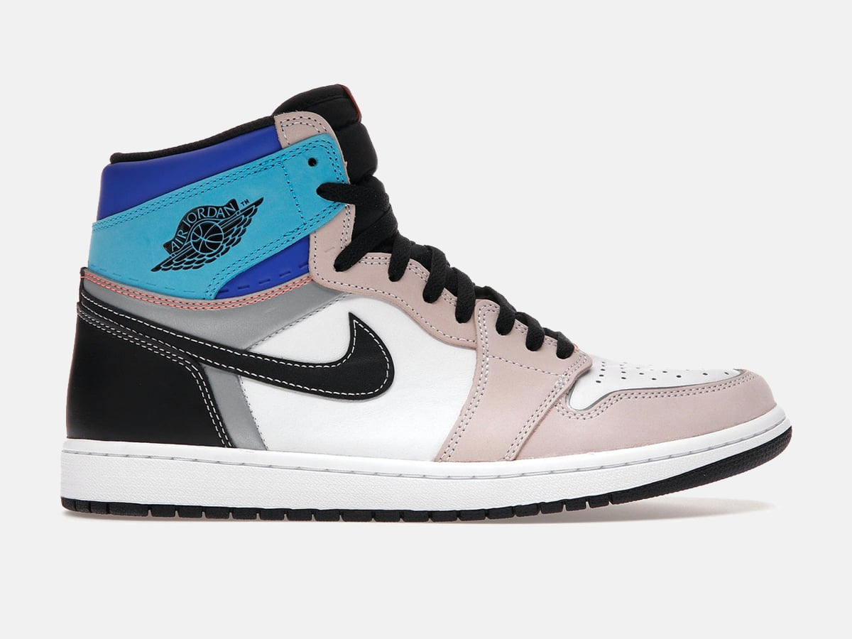 Sneaker News #40 - Air Jordan 1 Captures the Rawness of a ...