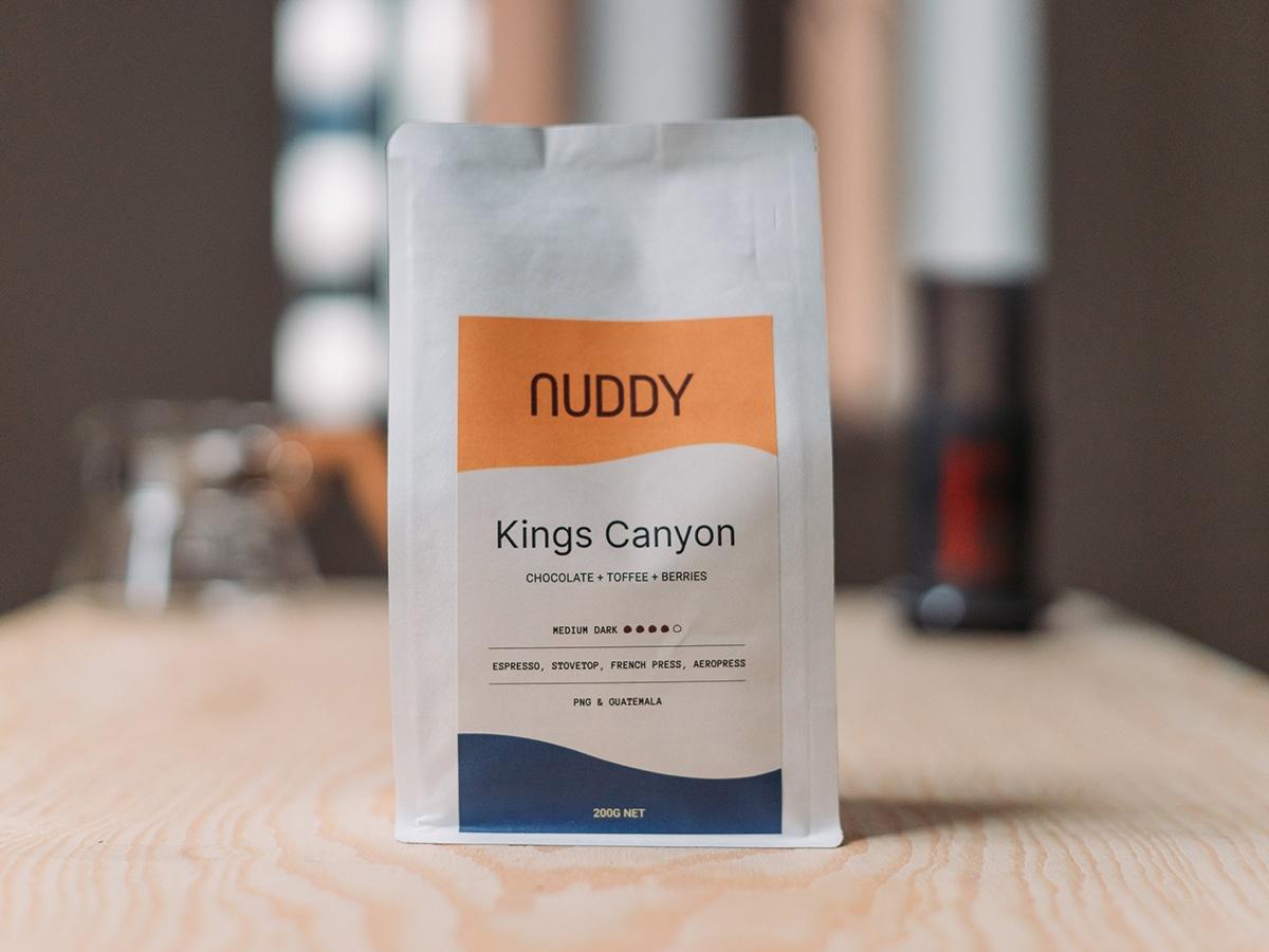 Nuddy coffee 3