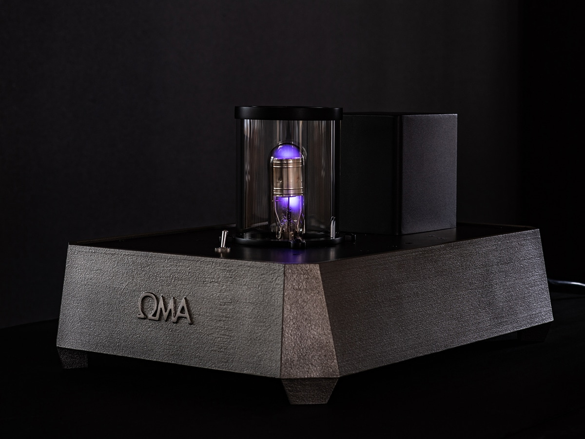 Oswald mill audio k3 turntable other