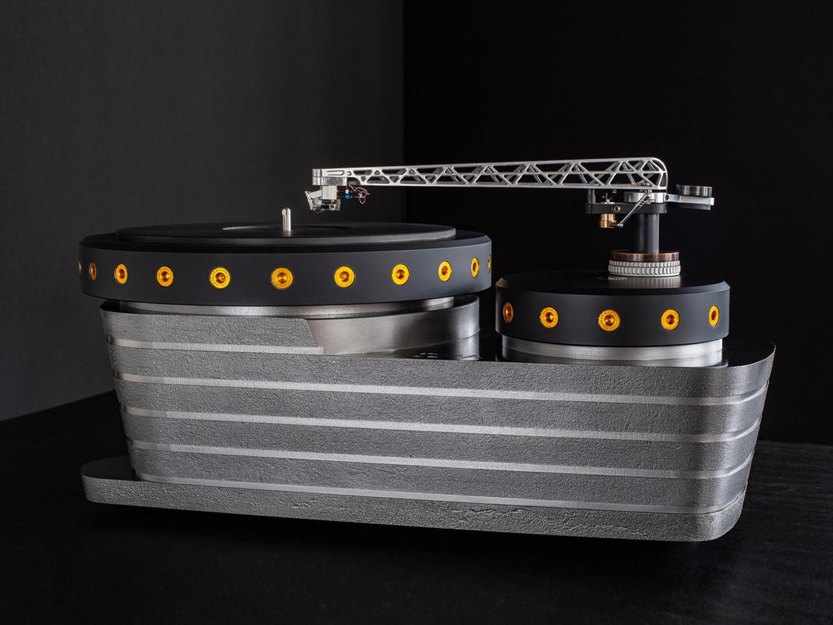 Oswald mills audio k3 turntable