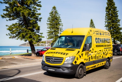 Feel-Good Friday: OzHarvest, Hobbits and Six Months of Free Seltzers