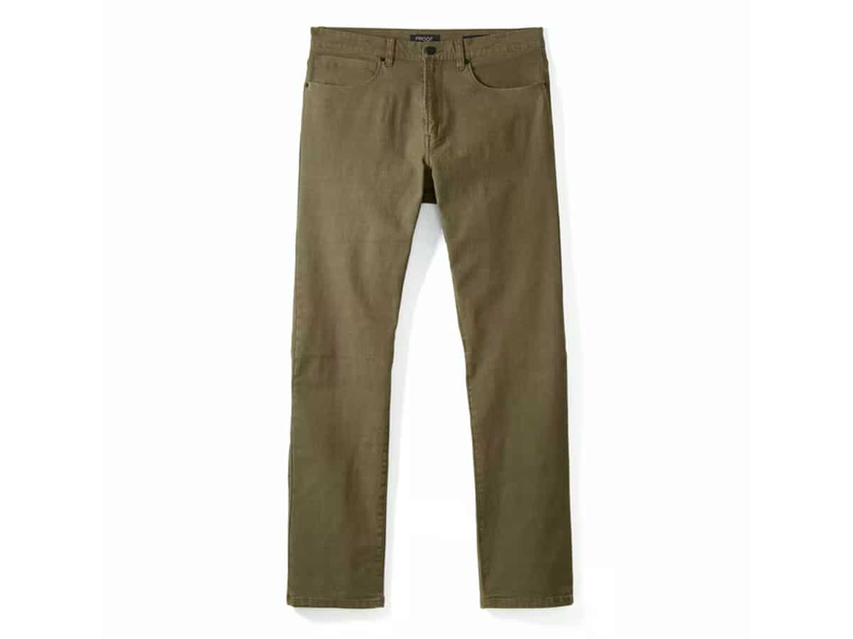 Proof rover pant straight