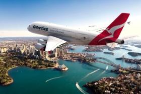 Qantas resuming international flights