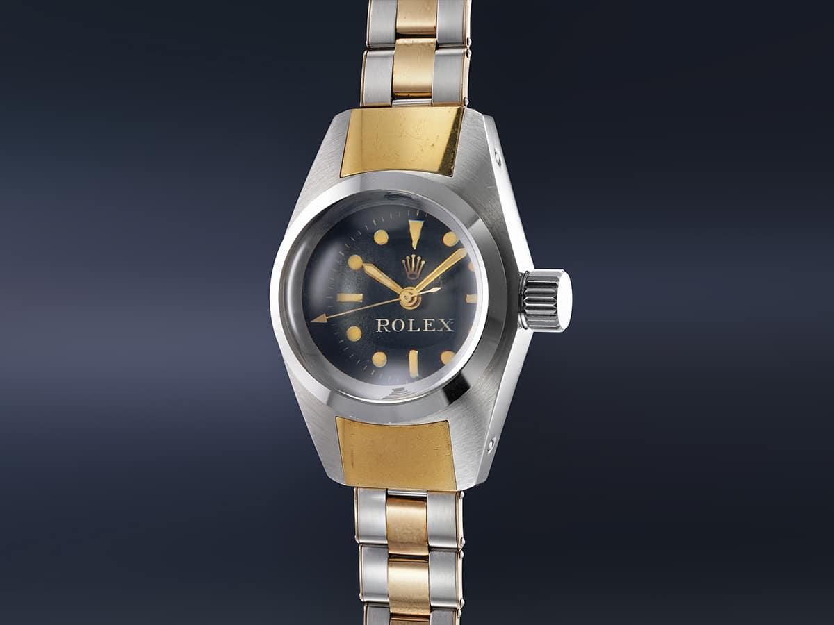 Rolex deep sea special no 35