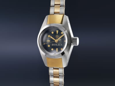 Phillips to Auction $3.5 Million Rolex Capable of Bottoming the Mariana Trench