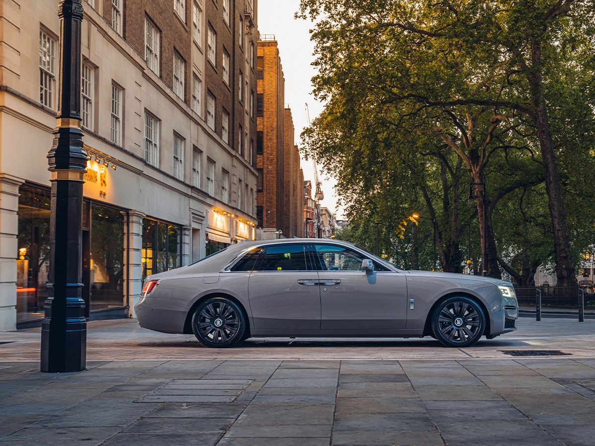Rolls royce ghost review