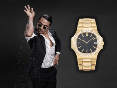 A Close Look at Salt Bae's Patek Philippe Collection: Money Behind the Meme