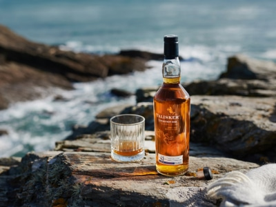 Talisker 43-Year-Old Xpedition Oak is Inspired By a 3,264-Mile Journey