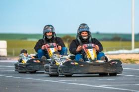 The bend kartdrome 2 1