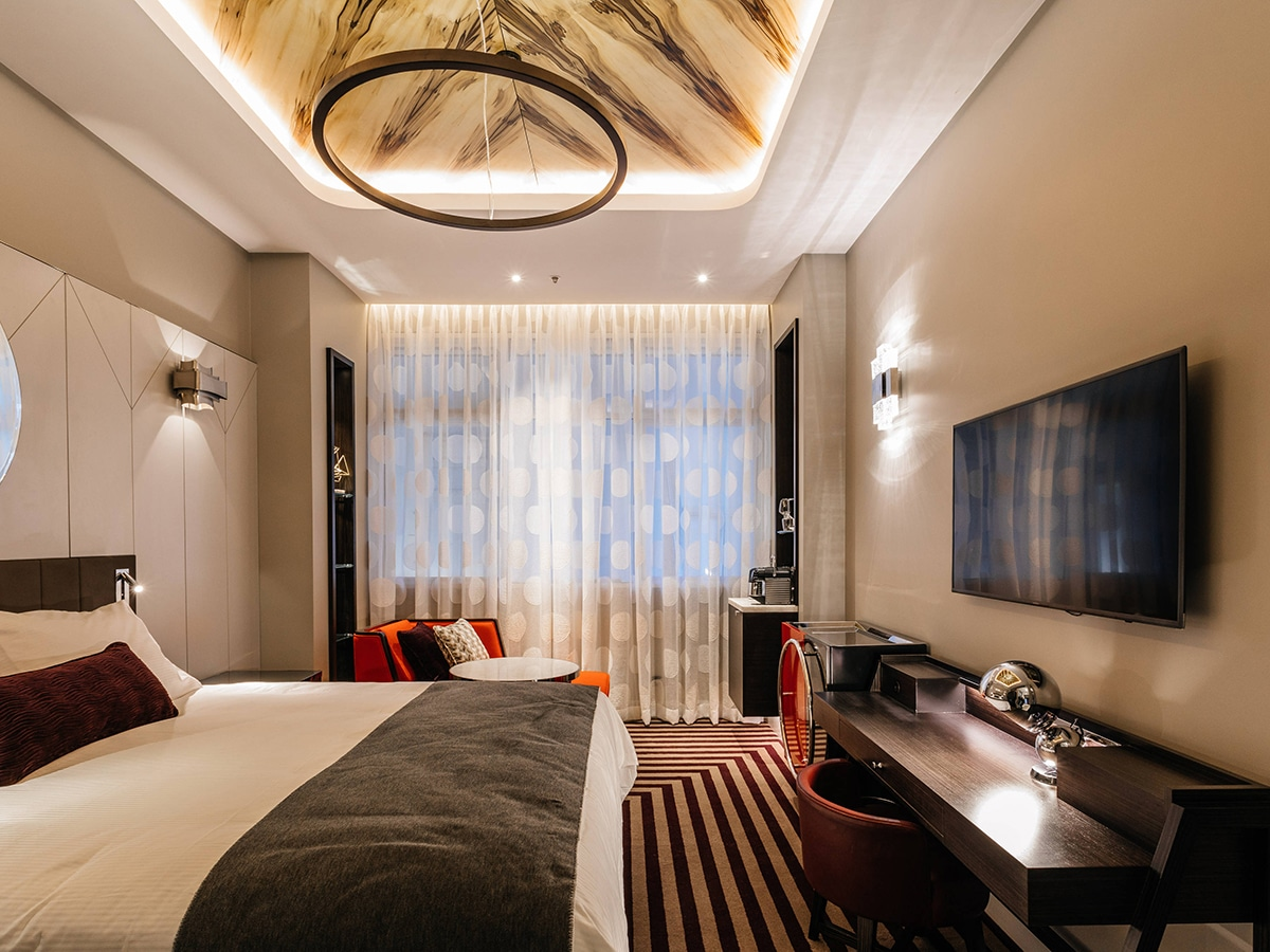 The luxury collection by marriott international bedrooms