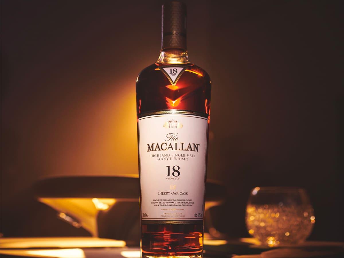 The macallan x bentley 4