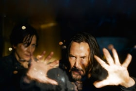The matrix ressurections trailer