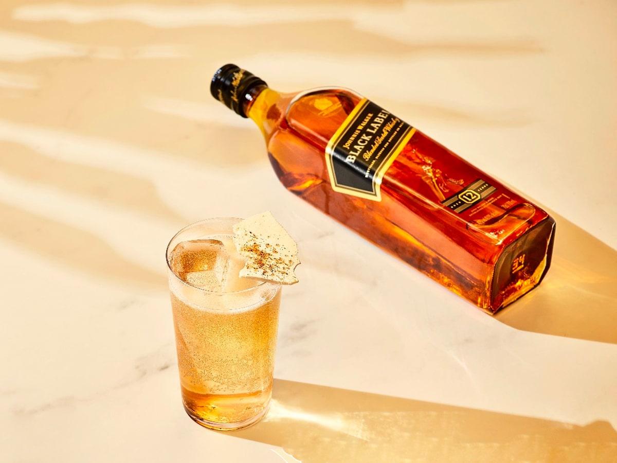 Whisky highball recipe